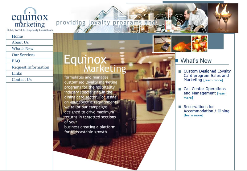 Equinox Marketing